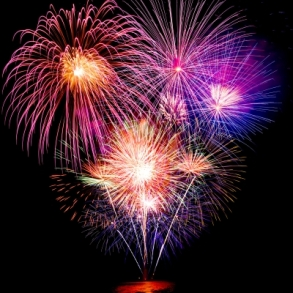 ID-100225146 - Fireworks Stock Photo - satit_srihin