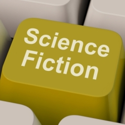ID-100207057 - Science Fiction Key Shows Sci Fi Books And Movies Stock Image - Stuart Miles