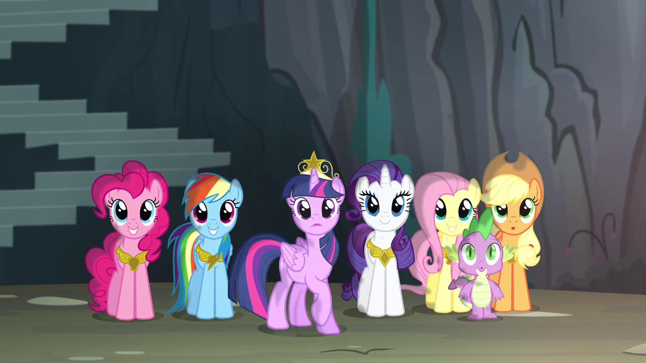 My Little Pony Friendship Is Magic | Natacha Guyot