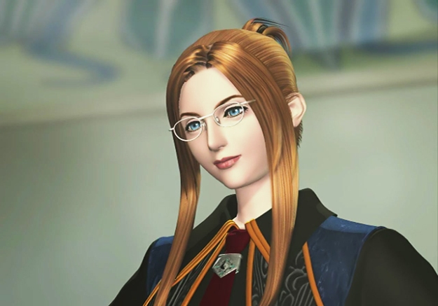 Quistis Trepe (Final Fantasy VIII). Source: Final Fantasy Wiki.
