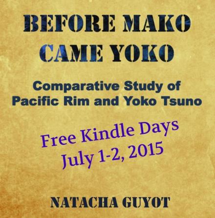 Free Kindle Days Before Mako