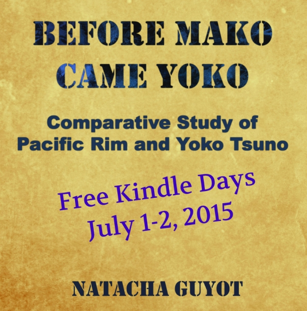 Free Kindle Days Before Mako
